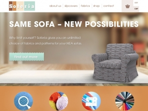 Soferia - to make your furnitures beauty